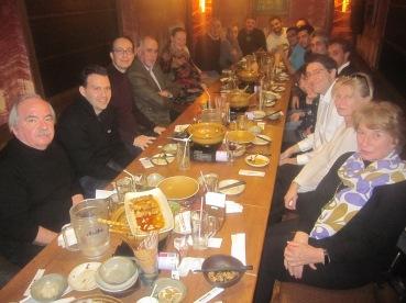 Banquet républicain du 9-2-2013 autour de Richard Yung, sénateur